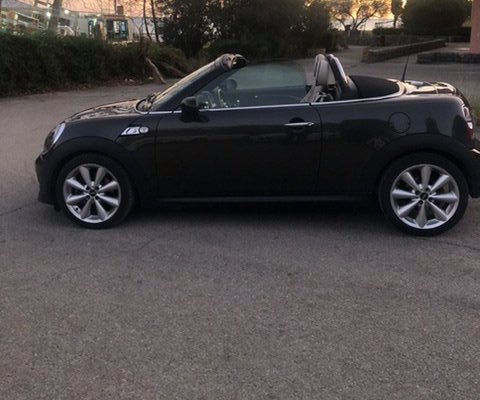 Rent a Mini Cooper S in Rafailovici Montenegro