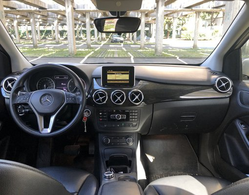 Mercedes B180, Automatic for rent in  Rafailovici