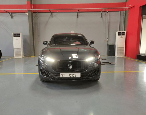 Rent a Maserati Levante S in Dubai UAE