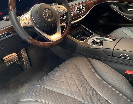 Rent a Mercedes-Benz S 560 in Dubai UAE