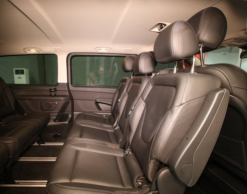 Cheap Mercedes-Benz V-Class, 2.5 litres for rent in  UAE