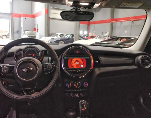 Cheap Mini Cooper, 1.6 litres for rent in  UAE