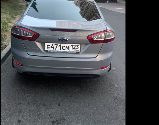 Rent a Ford Mondeo in Sochi Russia