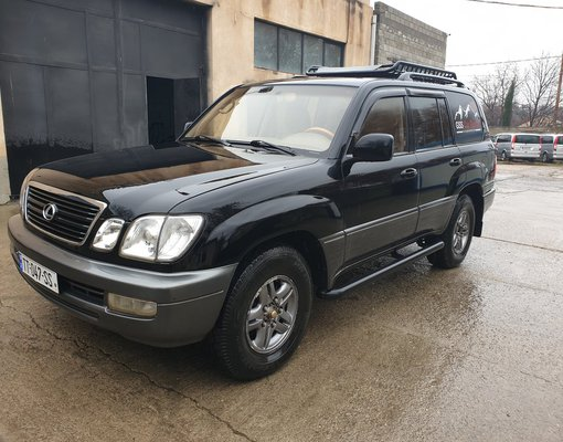 Lexus LX 470, Automatic for rent in  Tbilisi